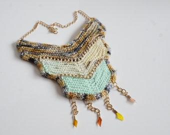 Chevronlove necklace diy kit