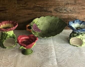 Decorative Floral Set