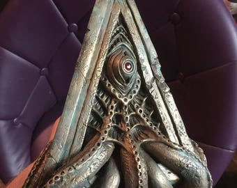 Cthulu Inspired Ancient Relic from Escape the Night
