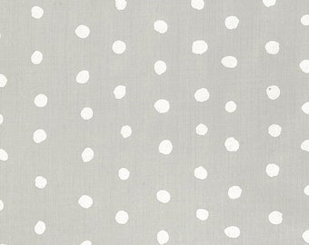 Nani IRO 2018 Pocho Petit ~ grey ~ Kokka Fabric ~ Japanese Fabric ~ Naomi Ito ~ Cotton Satin Fabric ~ Sateen ~ Quilt Fabric ~ Apparel Fabric