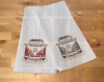 VW Volkswagen Bus Dish Towels/Tea Towels