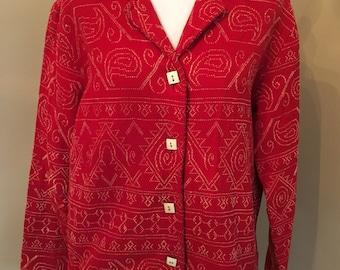 Vintage COLDWATER CREEK Jacket/Blazer Made in India