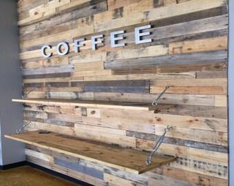 25 sq. feet of Pallet wood