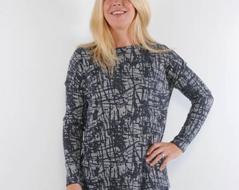 Top Relaxed Fit Long Sleeves