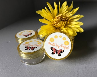 Lemon Zest Natural Lip Balm