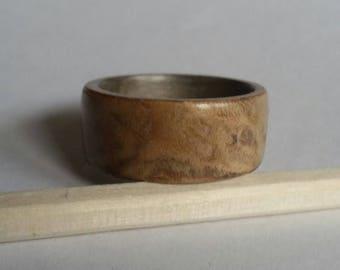 Madrona Burl Ring