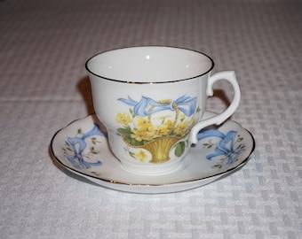 Arklow Bone China, Ireland, Tea Cup