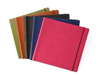 Blank Scrapbook Album, Scrap Book Album, Baby Scrapbook Album, Wedding Scrapbook Album, Photo Album, Scrapbook Book