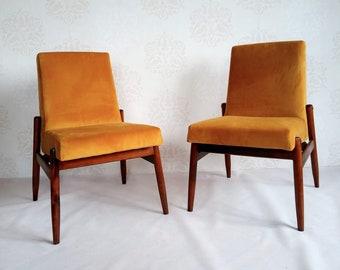 Pair of vintage chairs 1970'