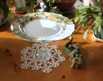 Use Your Imagination Cake Plate Stand