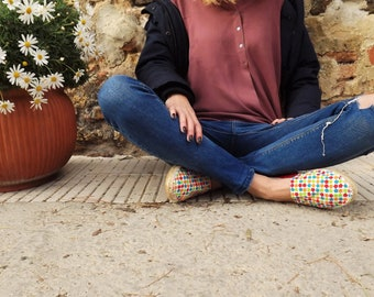 Handcrafted espadrilles