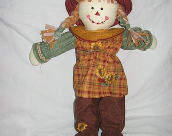 Doll - Sally Scarecrow