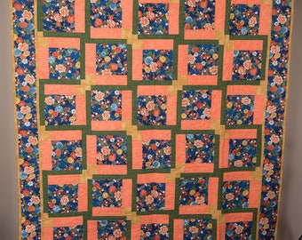 Stunning Wall or Lap Quilt