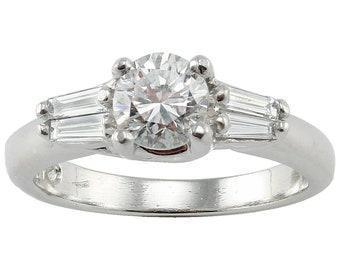 Ageless Grace Diamond Ring