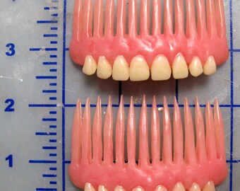Denture Hair Combs(priced per pair)