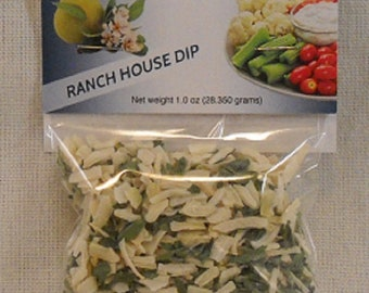 Ranch House Dip Mix So EZ Party Office Hostess Wedding  Favors Game Night Snacks
