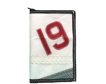 "Case 19 red chiffon Sari (Tablet 7 "")"