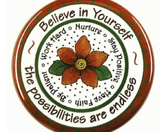 5 Believe in Yourself Magnets
