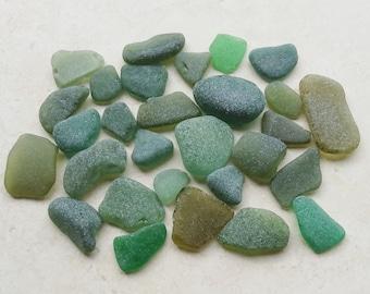 200gms Craft Quality Green Sea Glass, Bulk Sea Glass, Sea Glass Supply, Sea Glass, Green Sea Glass, Teal Sea Glass, Sea Glass Art, Seaglass
