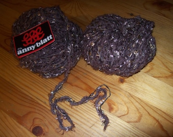 Lot 10 ELP.  wool ANNY BLATT - Brown-