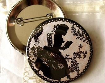 Badge - Miss Shadow Book