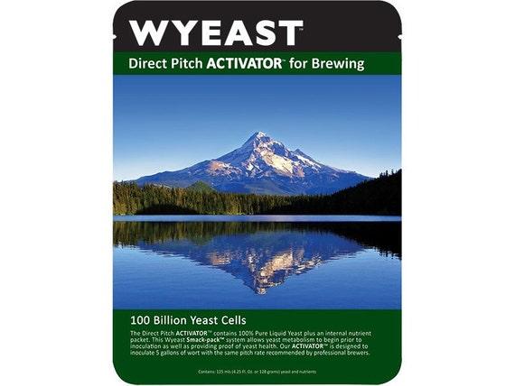 Wyeast Activator 1214 BELGIAN ABBEY Liquid Beer Making Yeast