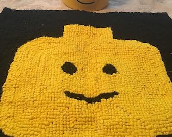 LEGO rug