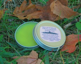 Mac's 100% Naturals Arthritis & Muscle Massage Salve, Chemical Free