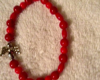 Red Angel Bracelet