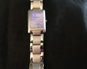 Really Cool Color-Changing Crystal Paul Jardin Watch