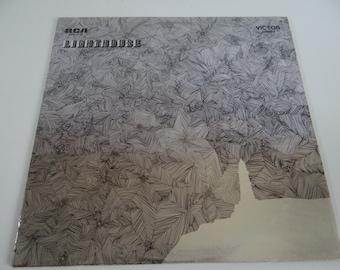 1969 Vintage Lighthouse Vinyl LP Record Album - Lighthouse - Jazz Rock