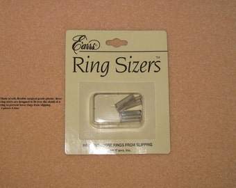 Ring Size Adjuster / Ring Sizer/ Ring EZ Sizer/ Ring Size Guard/4 Assorted Sizes