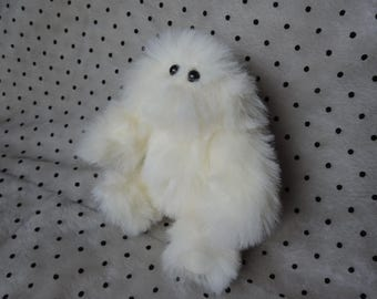 Teddy Bear - Abominable Snowman