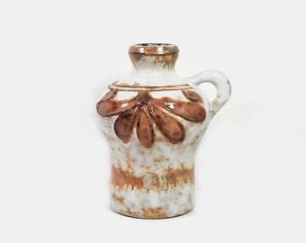 Vintage Vase Jug Strehla East Germany GDR