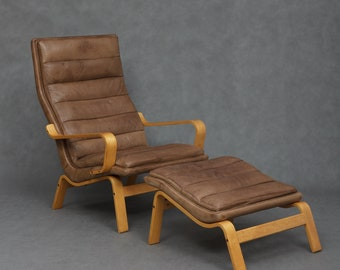 Contino chair by Yngve Ekström for Swedese