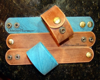 SET OF 5 Leather Bracelet Cuff Supply Distressed Leather Jewelry Supply Leather Cuffs Leather Jewelry Design Distressed Cuff Leather Jewelry