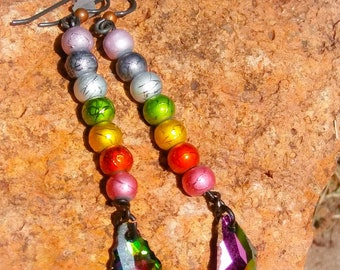 Chakra Inspiration Earrings