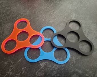 Custom Hand Spinner - Fidget Spinner NO Bearings