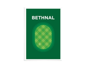 Bethnal Green Pâté - Giclée Art Print