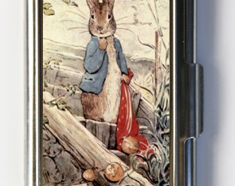 Benjamin Bunny Business Card Holder Card Case