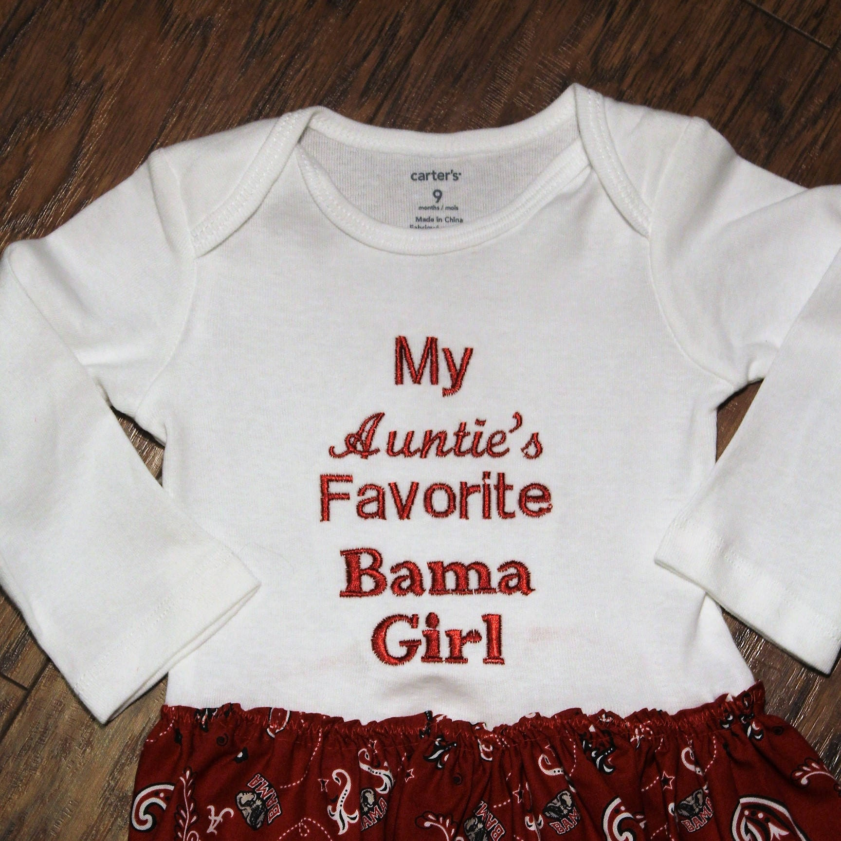 My Auntie s Favorite Bama girl My Uncle s Favorite Bama Girl