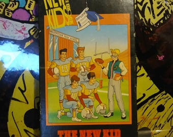 New Kids On The Block - The New Kid In Class VHS
