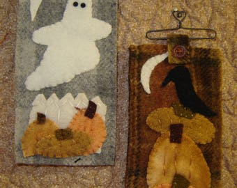 Boo and Blackie Pattern