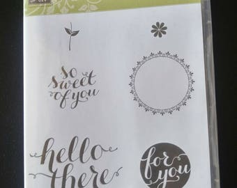 Hostess. Hello There by Stampin' UP! #133922