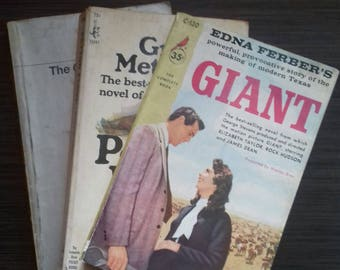 A set of three American 1950s classics