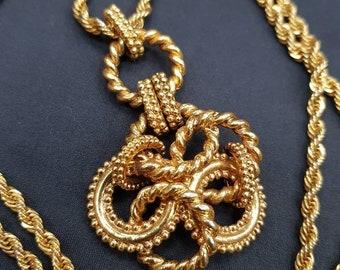 Sonia Rykiel necklace vintage