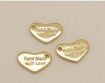 "heart ""hand made"""