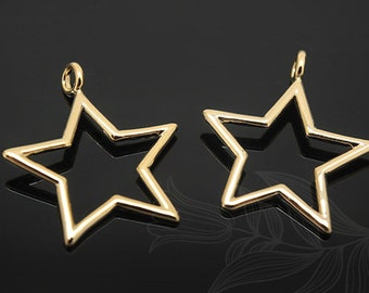 H790-20pcs-Gold Plated