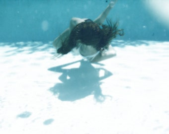 Ethereal Underwater Photograph No 4