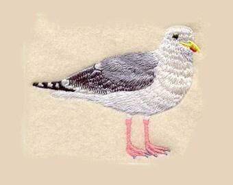 Seagull Tea Towel | Embroidered Towel | Embroidered Kitchen Towel | Embroidered Tea Towel | Personalized Kitchen Towel | Hand Towel